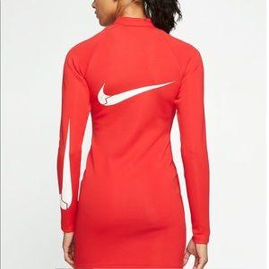 NWT Nike Sportswear Women's Long Sleeve Dress (M)